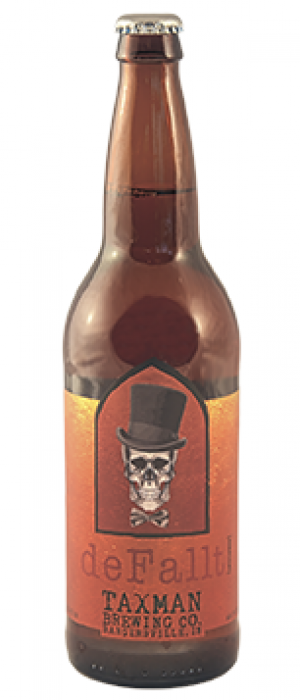 Defallt by Taxman Brewing Company in Indiana, United States