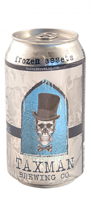 Frozen Assets by Taxman Brewing Company in Indiana, United States