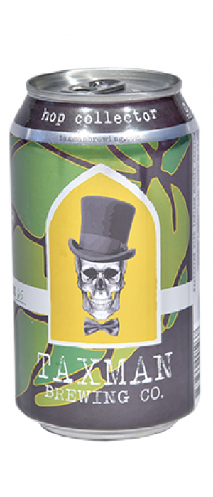 Hop Collector by Taxman Brewing Company in Indiana, United States