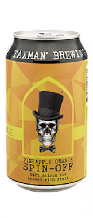Pineapple Orange Spin-Off by Taxman Brewing Company in Indiana, United States