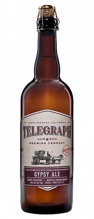 Gypsy Ale by Telegraph Brewing Company in California, United States
