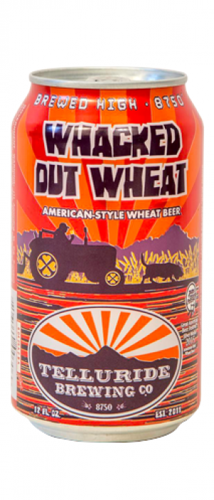 Whacked Out Wheat by Telluride Brewing Company in Colorado, United States