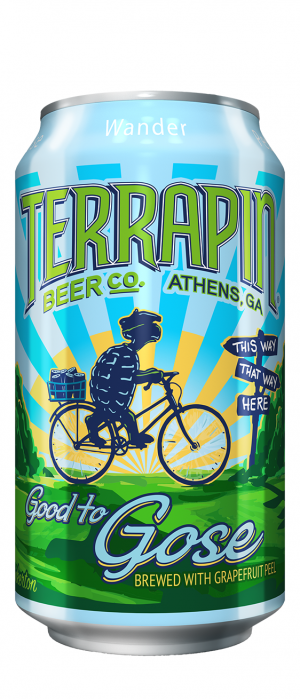 Good To Gose by Terrapin Beer Company in Georgia, United States