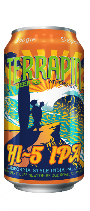 Hi-5 by Terrapin Beer Company in Georgia, United States