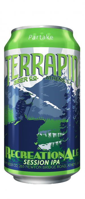 Recreationale by Terrapin Beer Company in Georgia, United States