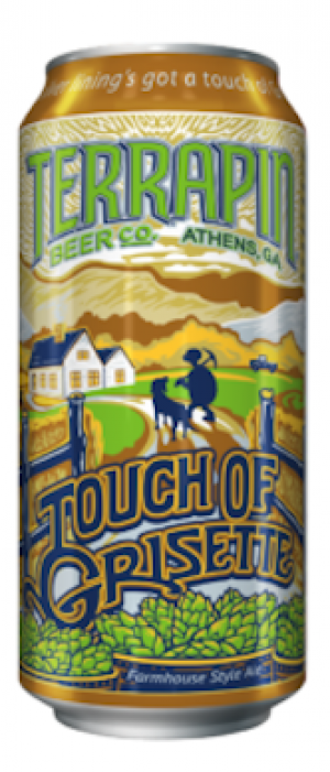 Touch of Grisette by Terrapin Beer Company in Georgia, United States
