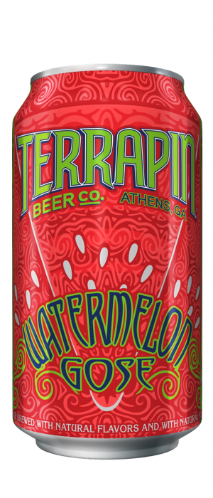 Watermelon Gose by Terrapin Beer Company in Georgia, United States