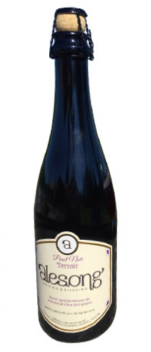 Terroir Project: Pinot Noir by Alesong Brewing & Blending in Oregon, United States