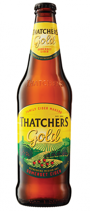 Thatchers Gold by Thatchers Cider in Somerset - England, United Kingdom