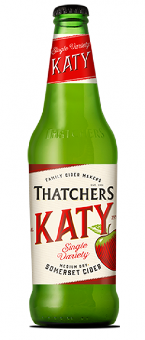 Thatchers Katy by Thatchers Cider in Somerset - England, United Kingdom