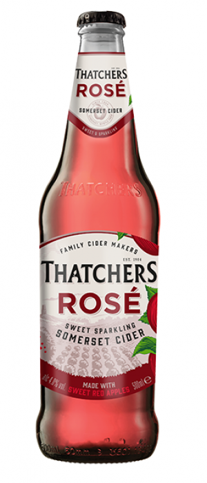 Thatchers Rosé by Thatchers Cider in Somerset - England, United Kingdom