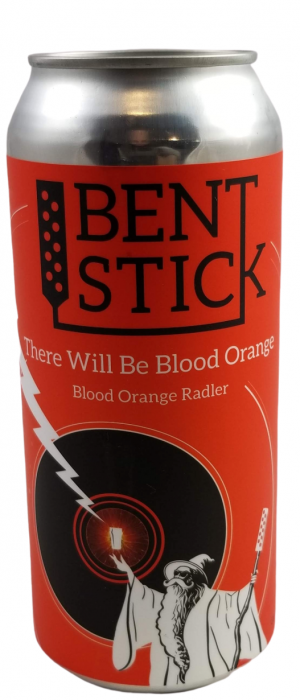 There Will Be Blood Orange by Bent Stick Brewing in Alberta, Canada