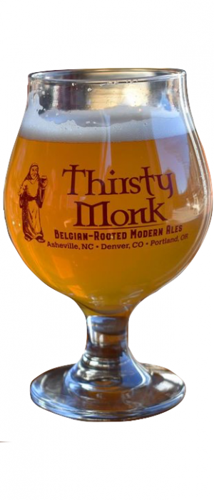 Wiser Monk by Thirsty Monk Brewery in North Carolina, United States