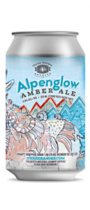 Alpenglow Amber Ale