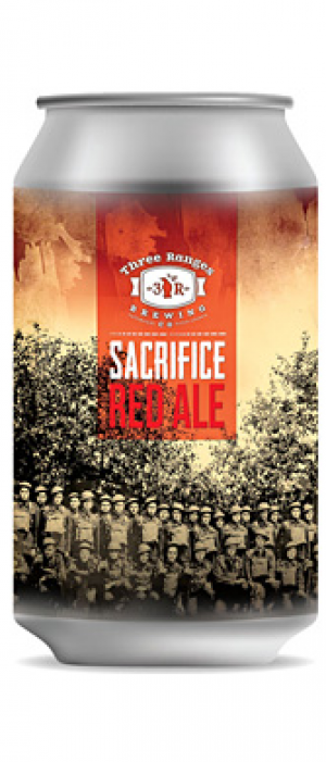Sacrifice Red Ale