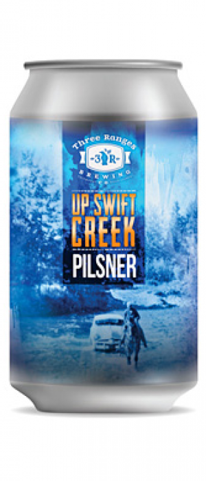 Up Swift Creek Pilsner