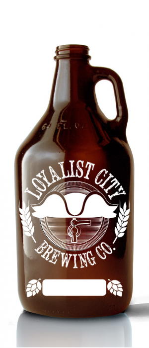 Three Sisters Pale Ale by Loyalist City Brewing Co. in New Brunswick, Canada