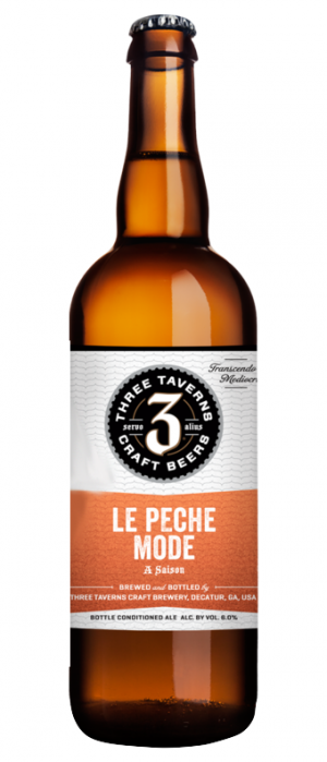 Le Peche Mode by Three Taverns Craft Brewery in Georgia, United States