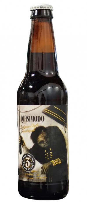 Quasimodo by Three Taverns Craft Brewery in Georgia, United States