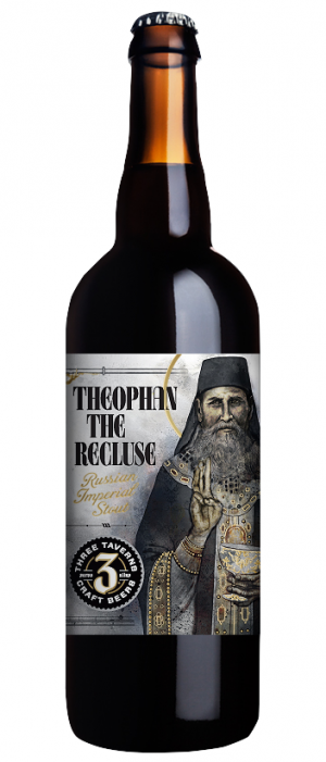 Theophan The Recluse by Three Taverns Craft Brewery in Georgia, United States