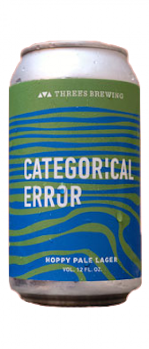 Categorical Error