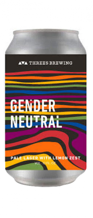 Gender Neutral by Threes Brewing in New York, United States
