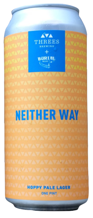 Neither Way by Threes Brewing in New York, United States