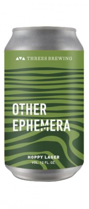 Other Ephemera by Threes Brewing in New York, United States