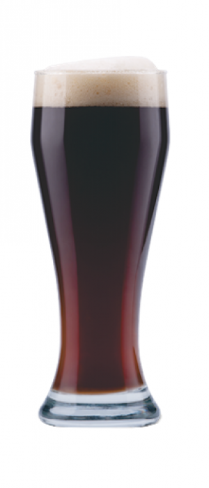 Timbertown Brown by Icicle Brewing Company in Washington, United States