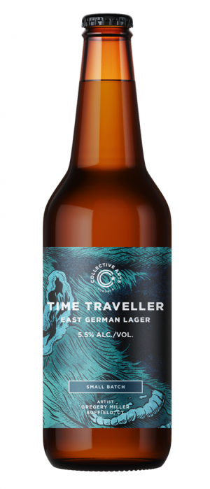 Time Traveller by Collective Arts Brewing in Ontario, Canada
