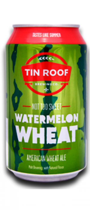 Not Too Sweet Watermelon Wheat
