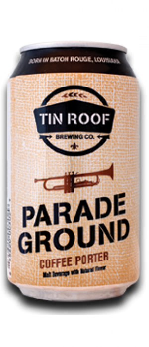 Parade Ground Coffee Porter