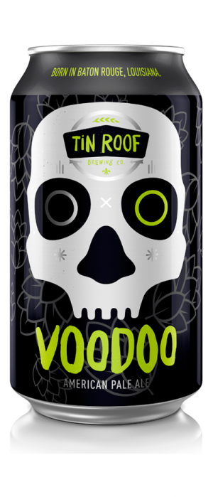 Tin Roof Brewing Company Voodoo Pale Ale Just Beer