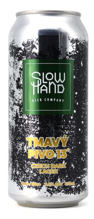 Tmavy Pivo 13 by Slow Hand Beer Company in British Columbia, Canada
