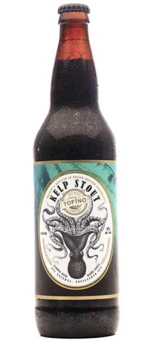Kelp Stout by Tofino Brewing Company in British Columbia, Canada