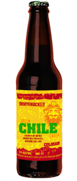 Green Chile Lager