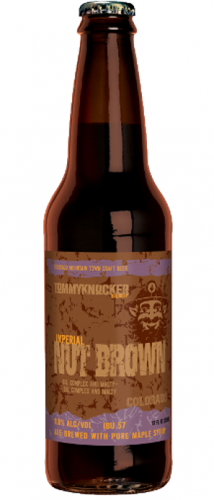Imperial Nut Brown Ale by Tommyknocker Brewery in Colorado, United States