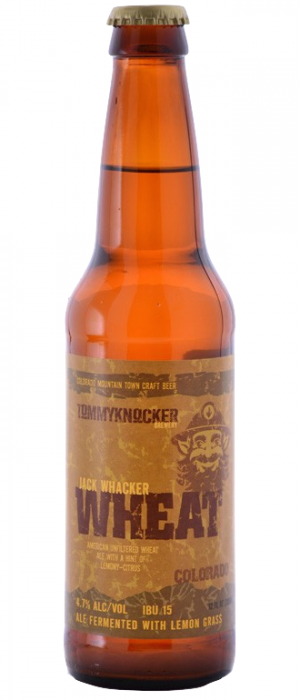 Jack Whacker Wheat Ale