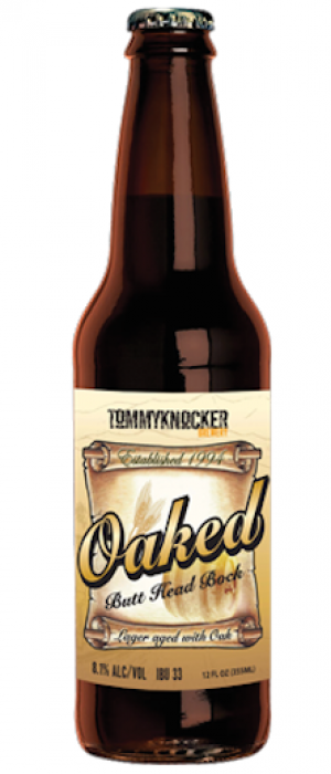 Oaked Butt Head Bock