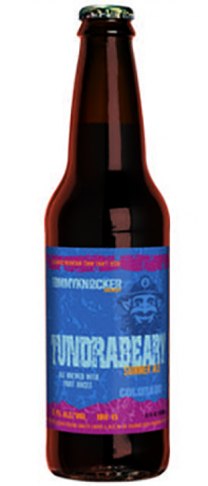 Tundrabeary Summer Ale by Tommyknocker Brewery in Colorado, United States