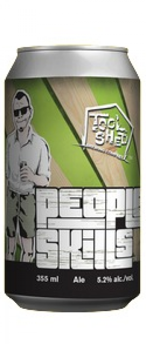 People Skills by Tool Shed Brewing Company in Alberta, Canada