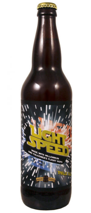 Light Speed Pale Ale