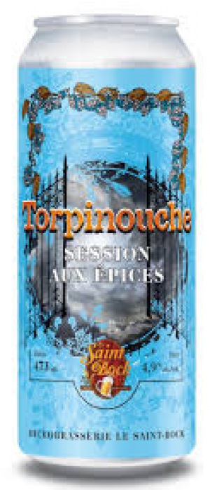 Torpinouche by Le Saint Bock in Québec, Canada