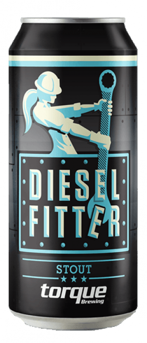 Diesel Fitter by Torque Brewing in Manitoba, Canada