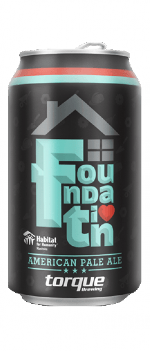 Foundation by Torque Brewing in Manitoba, Canada