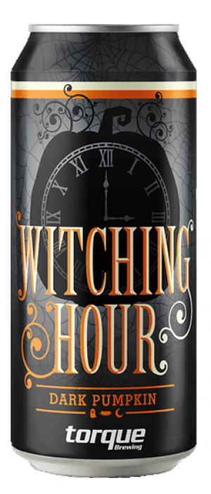 Witching Hour by Torque Brewing in Manitoba, Canada