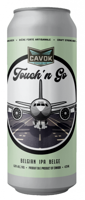 Touch' N Go by Cavok Brewing Co. in New Brunswick, Canada