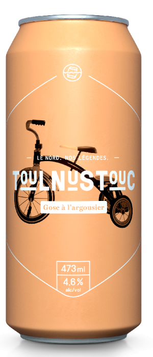 Toulnustouc by Microbrasserie St-Pancrace in Québec, Canada