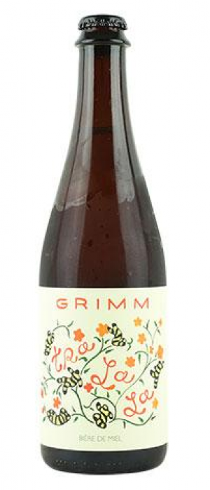 Tra La La by Grimm Artisanal Ales in New York, United States