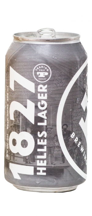 1827 Helles Lager